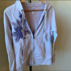 Lucky Brand jacket NWT with beautiful embroidery